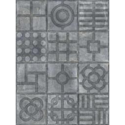 WORLD STREETS PAULISTA GRAFITO 20 x 20 cm -  Carrelage aspect carreaux de ciment