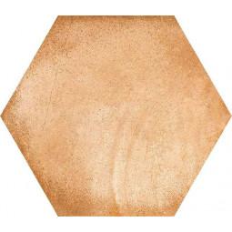 LAVERTON HEXAGONO BAMPTON NATURAL Carrelage hexagone aspect béton terre cuite