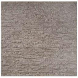 ATALAYA GRIS PIERRE - 8,1 x 41,5 cm - Carrelage aspect pierre