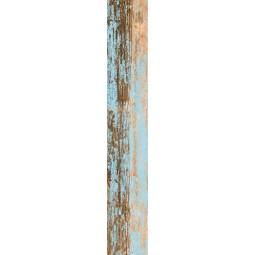 FARO CIELO - 14,4 x 89,3 cm - Carrelage aspect bois vieilli bleu