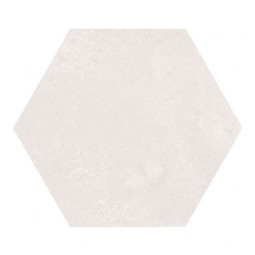 URBAN HEXA NATURAL- Carrelage 29,2x25,4 cm Hexagonal aspect Béton Crème