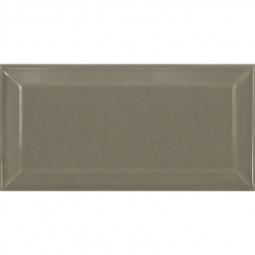 METRO OLIVE - Faience  7,5x15 cm metro Parisien vert