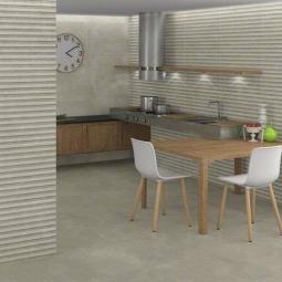 RIFT GRIS Carrelage aspect beton