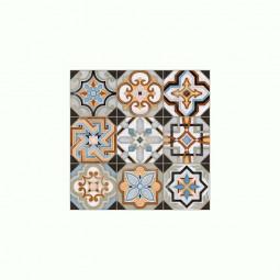 WORLD PARKS CENTRAL Carrelage avec petits motifs en mosaïques colorés