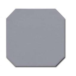 OCTAGON - GRIS  MATE - Carrelage 20x20 cm octogonal Gris mate
