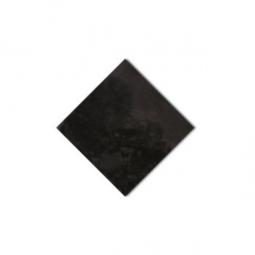 TACO OCTAGON - NEGRO - Cabochon 4,6 x 4,6 cm Noir