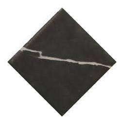 TACO OCTAGON - MARMOL NEGRO - Cabochon 4,6x4,6 cm aspect Marbre Noir mate