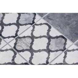 TERRA COLONIALE GRIS - Carrelage aspect ciment vieilli