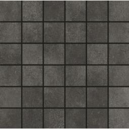 MOSAICO CHIC CROMO -  31,6x31,6 - Mosaïque aspect béton ciré