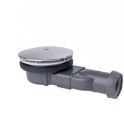 Bonde de douche SLIM diamètre 90 mm pour receveur