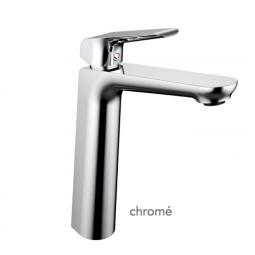 Ensemble mitigeur haut et bonde lavabo Chromé - CRONOS
