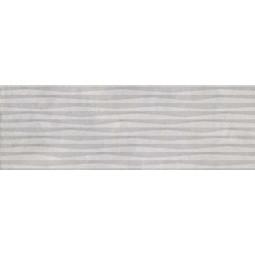 DANXIA BANAWE-R BLANCO -32x99cm - faïence à relief aspect blanc perlé