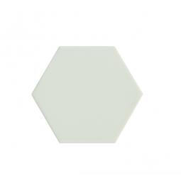KROMATIKA - MINT - Carrelage hexagonal 11,6x10,1 cm menthe