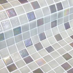 FOSFO SERPENS - Mosaïque en pâte de verre phosphorécente  2,5x2,5 cm