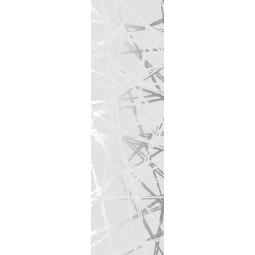 DÉCOR MOMA - Faience décorative blanc et métallisée