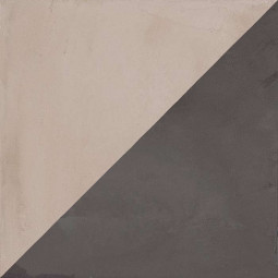 TERRA TRIANGOLO -20x20 cm - Froid Carrelage aspect ciment  vieilli