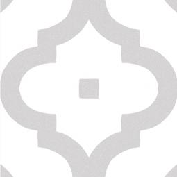 MAORI LADAKHI GRIS 20 x 20 cm Carrelage aspect carreaux de ciment