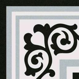 1900 GIBERT 3 CORNER 20 x 20 cm Carrelage aspect carreaux de ciment
