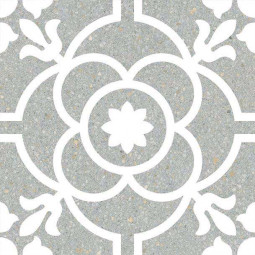 BENACO CAROLE MAR 20 x 20 cm - Carrelage aspect carreaux de ciment