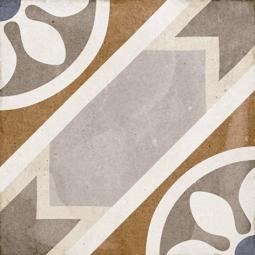 ART NOUVEAU - APOLLO COLOUR - Carrelage 20X20 cm aspect carreaux de ciment vieilli coloré